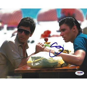 Steven Bauer Autographed 8x10 Picture Framed with COA Scarface Manny