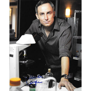 Wallace Langham CSI Autographed 8x10 Framed COA David Hodges