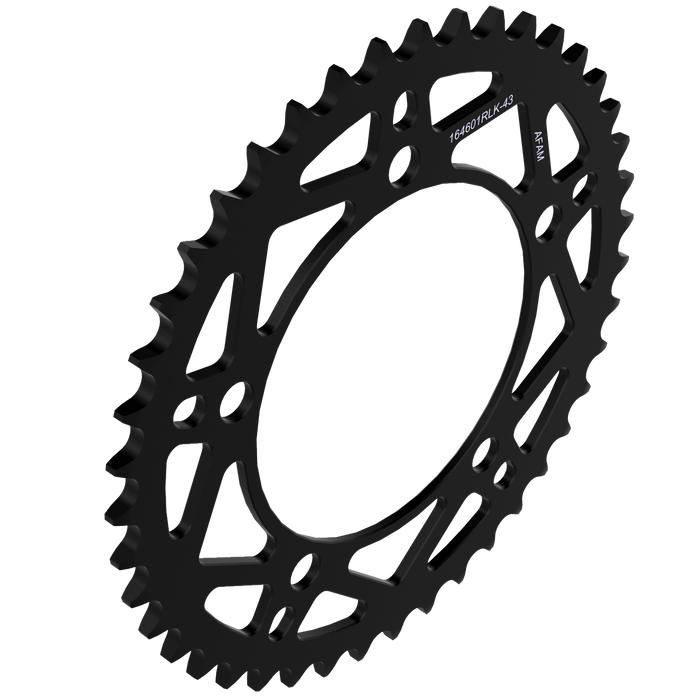 AFAM Rear Sprocket Steel - T44