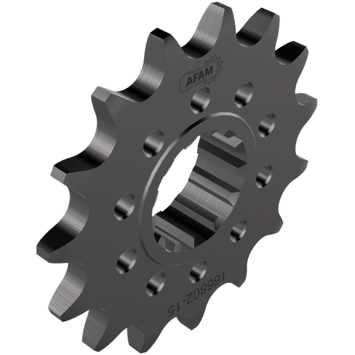 AFAM Front Sprocket Steel - T15