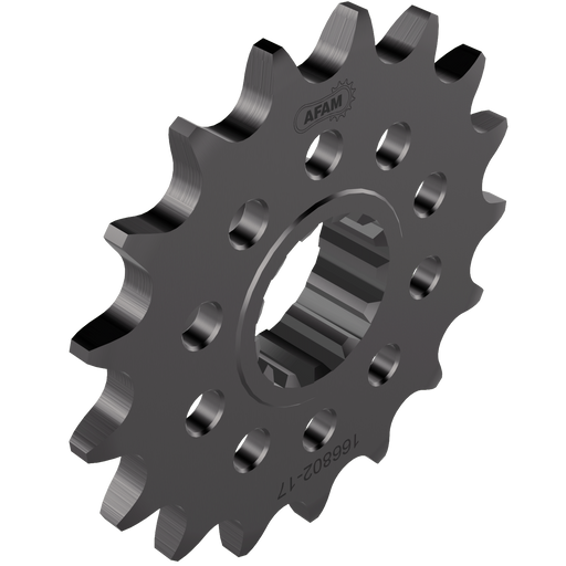 AFAM Front Sprocket Steel - T17