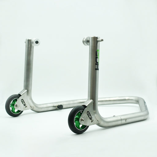 FoldUp rear paddock stand