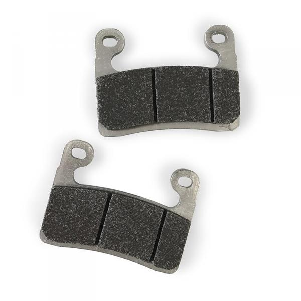 Brake pad set Duo Carbon, front, 2019-
