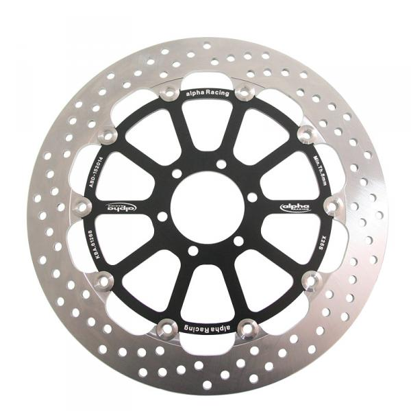 Front brake disc 320x5,5 EVO, left full floating