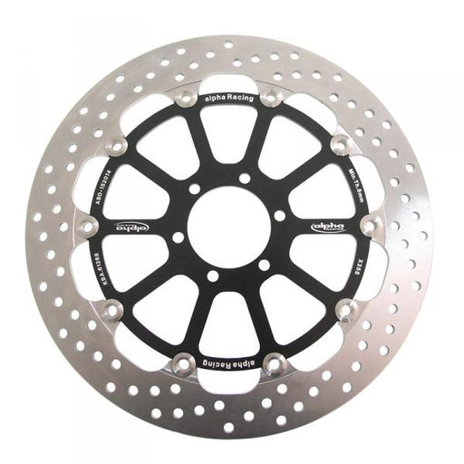 Front brake disc 320x5,5 EVO, left free floated