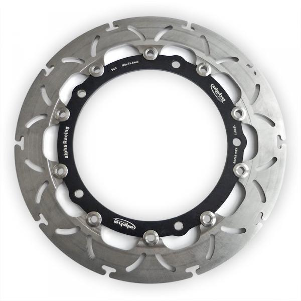 Front brake disc 320x5, for OEM cast-rim