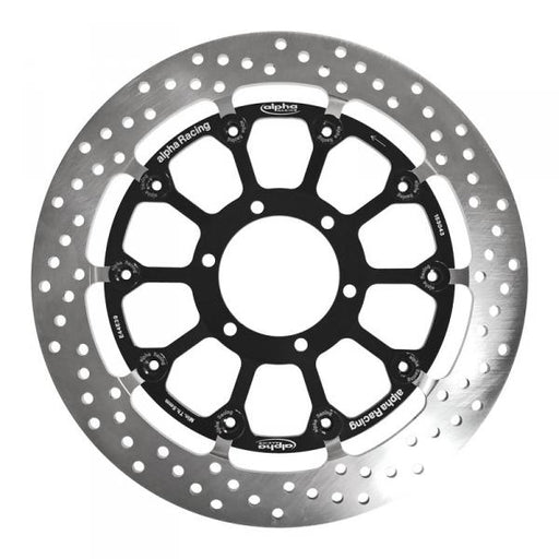 Front brake disc 320 x 6 EVO, left, 2019-