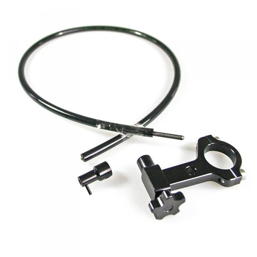 Remote adjuster for brake lever
