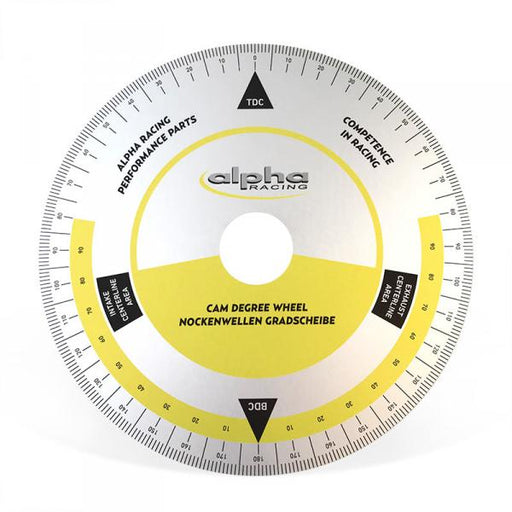 Degree wheel alpha Racing