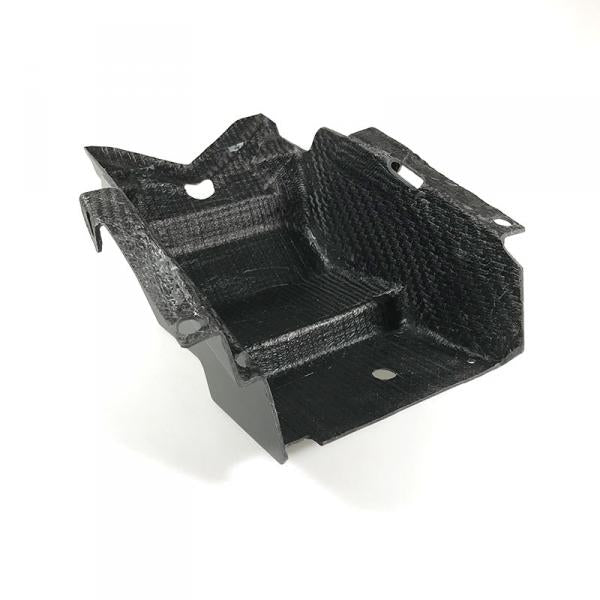 Carbon rear carrier stock subframe, 2009-2018