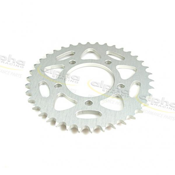 Sprocket Aluminum, t=43, 520, f. OZ / Marchesini