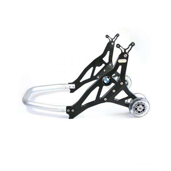 Rear Stand Aluminium - Black