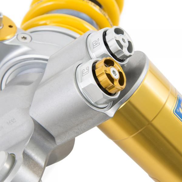 Öhlins rear shock TTX GP, for SBK swingarm