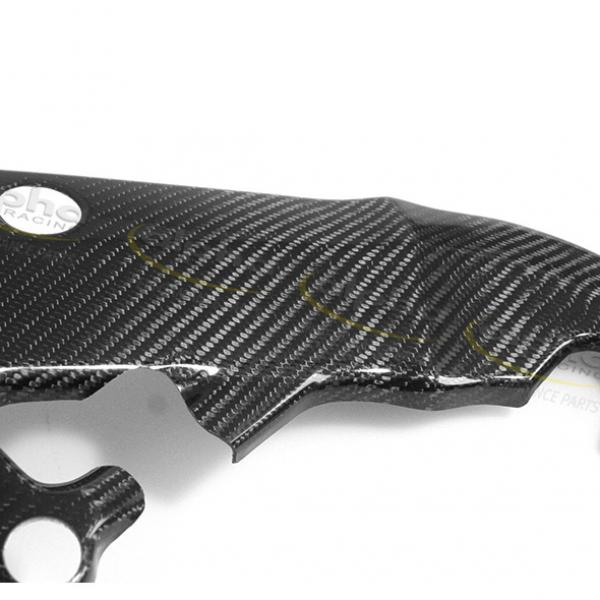 Frame protection kit carbon, S 1000 RR 2015-2018