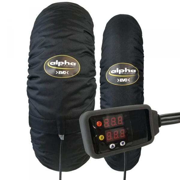Tyre warmer set >EVO< Superbike