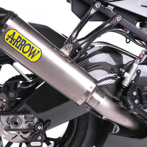 Swingarm protection kit carbon, S 1000 RR 2009-2018