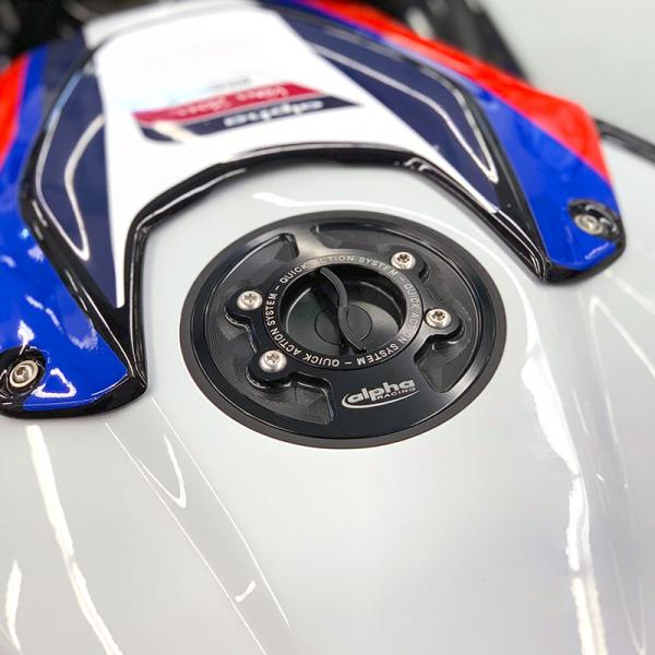 "Fuel cap ""quick action"", S 1000 RR 2019-"