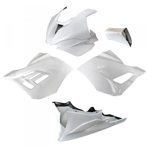 Fairing kit 5-piece avio, S 1000 RR 2019-