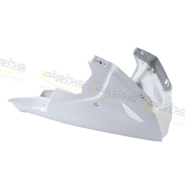 Fairing kit fiberglass GRP 4-piece white 2015-2018