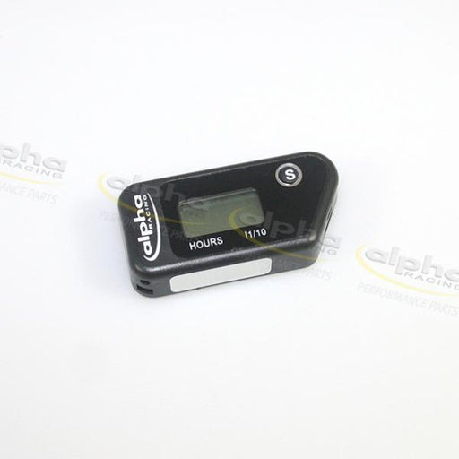 alpha Racing wireless vibration hour meter