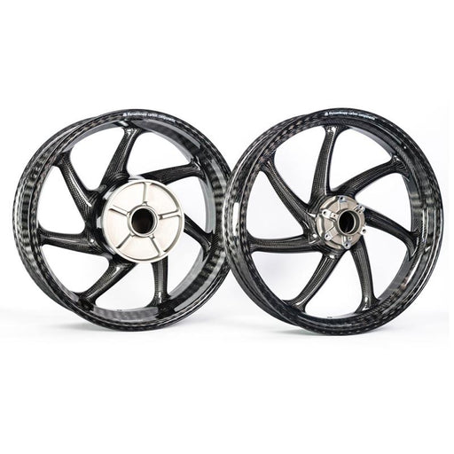 "Carbon wheel set 17"", S 1000 RR 2019-, Style 1 - Supported Team"