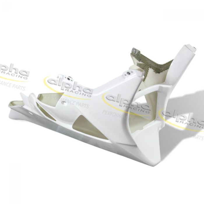 Fairing kit fiberglass GRP 2-piece white 2012-