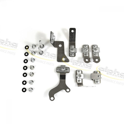 Fairing mounting kit 7 pcs. '09-'11, '12-'14, HP4