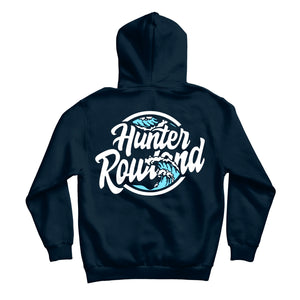 Hunter Waves Navy
