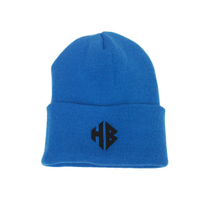 HB Logo Carolina Blue Winter