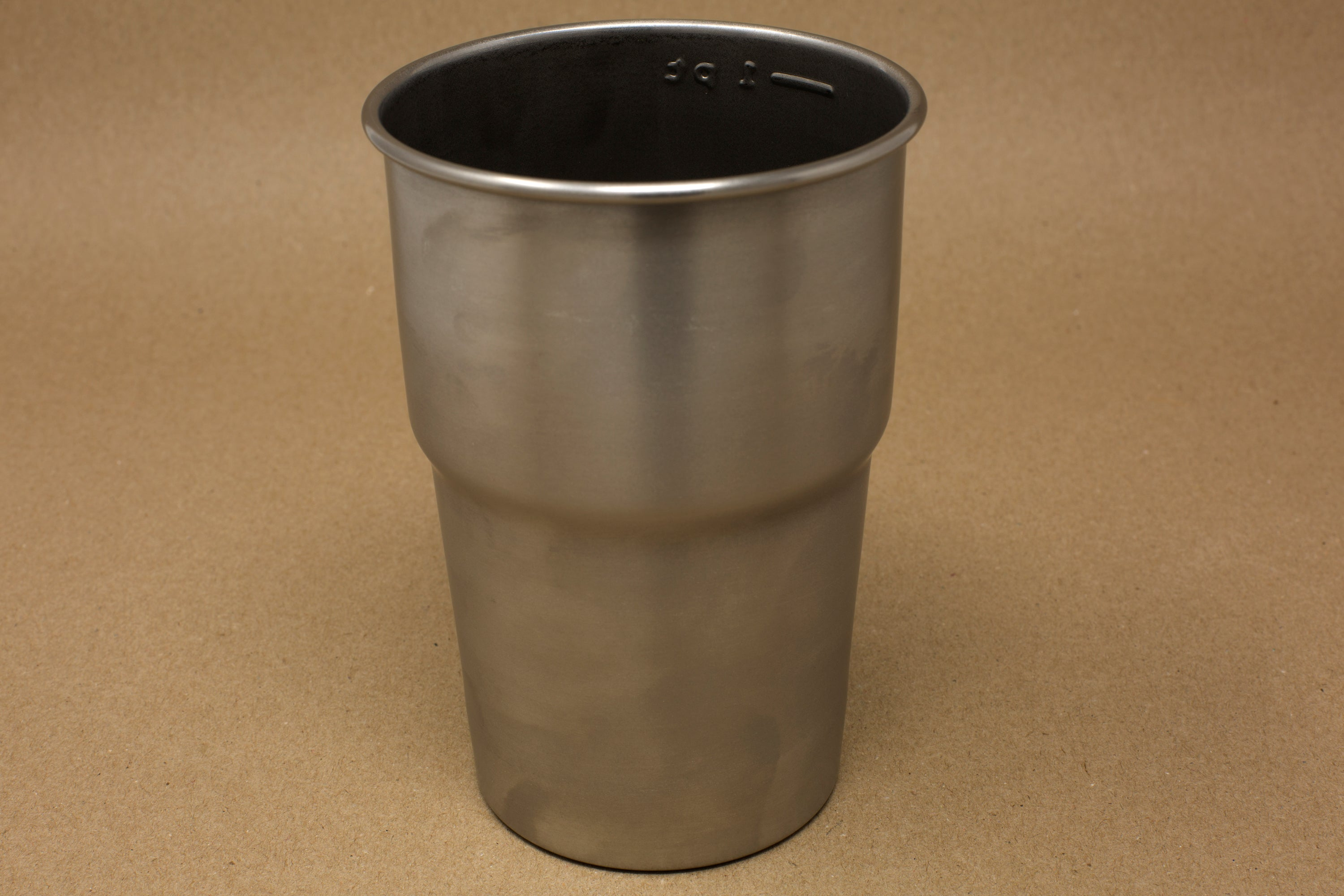 Stainless Steel Pint Cup