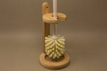 Redecker Wooden Toilet Brush Stand