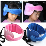 Children's Car Seat Head Support Strap