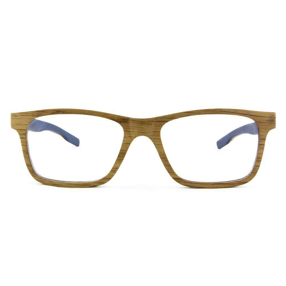 Vilo Optical Wood Glasses - Flotilla: