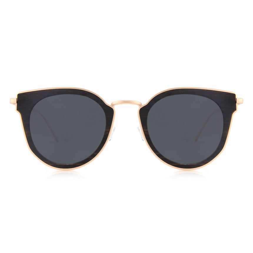 Vilo Wooden Sunglasses - Kōura: