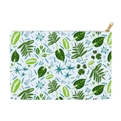 Plant Pouch Light Blue