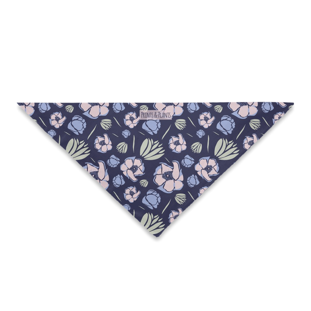Fierce Beauty Bandana Purple
