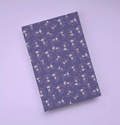 Apache Plume Journal Purple