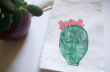 Load image into Gallery viewer, Cactus Dish Towel