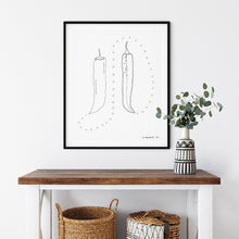 Load image into Gallery viewer, Carrot Art Print
