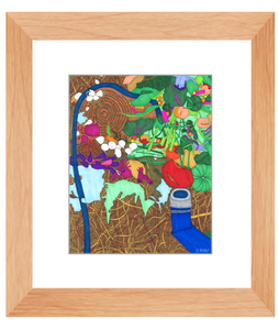 Framed Compost Print