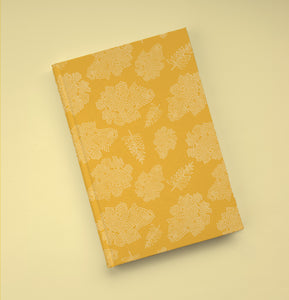 Yarrow Journal Golden