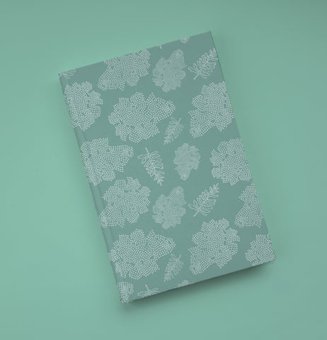 Yarrow Journal Sage Green