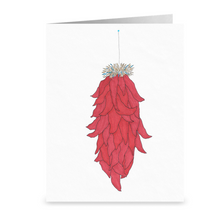 Load image into Gallery viewer, Red Chile Greeting Cards