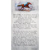 Man O' War Racehorse Quote Canvas Wall Art