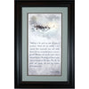 Calvin Coolidge Press On Quote Framed Wall Art