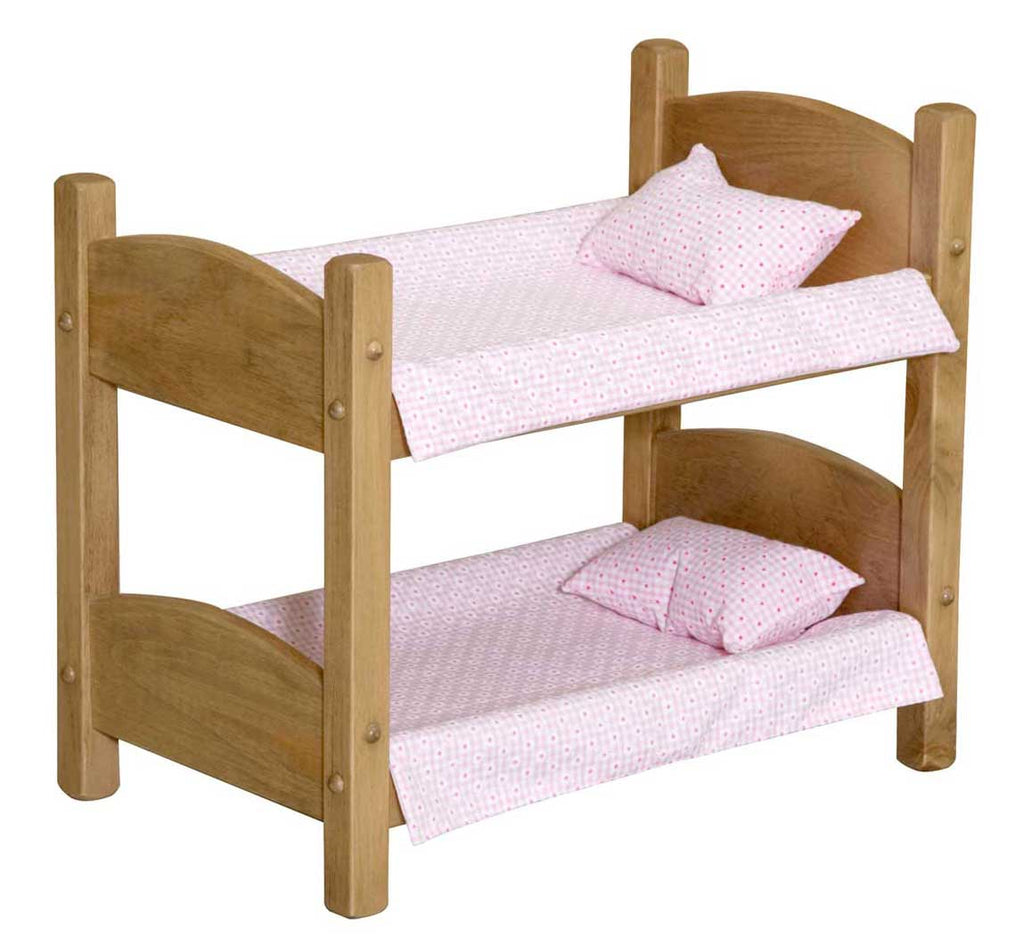 Beautiful Blanket Set for Wooden Bunk Bed