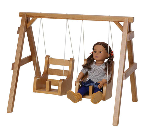 Heavy Duty Indoor Playground Swings for Kids Children Play Room Furniture
