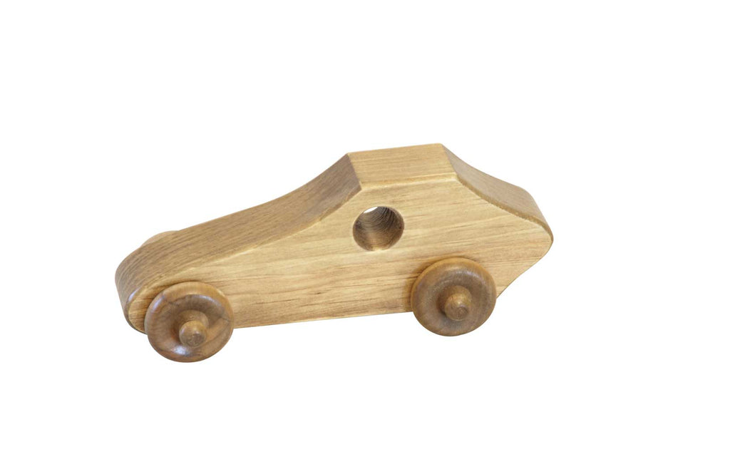 Wooden Toy Cars - Decoration