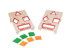 Rice Pitch In door Out door Wooden Board Game for your Kids