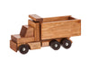 Image of Wooden Truck - Dumptruck Traditional Toys for Kids
